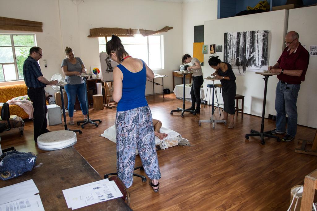 sculpture atelier studio sydney